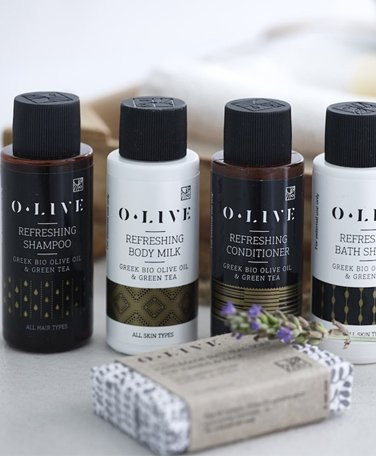 O-LIVE care products