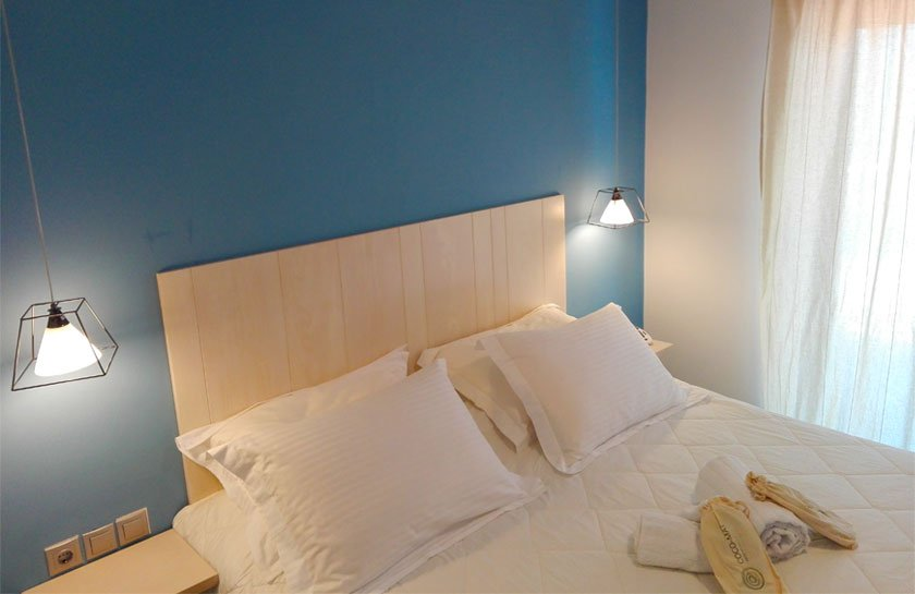 Standard Room - CocoMat-King size bed