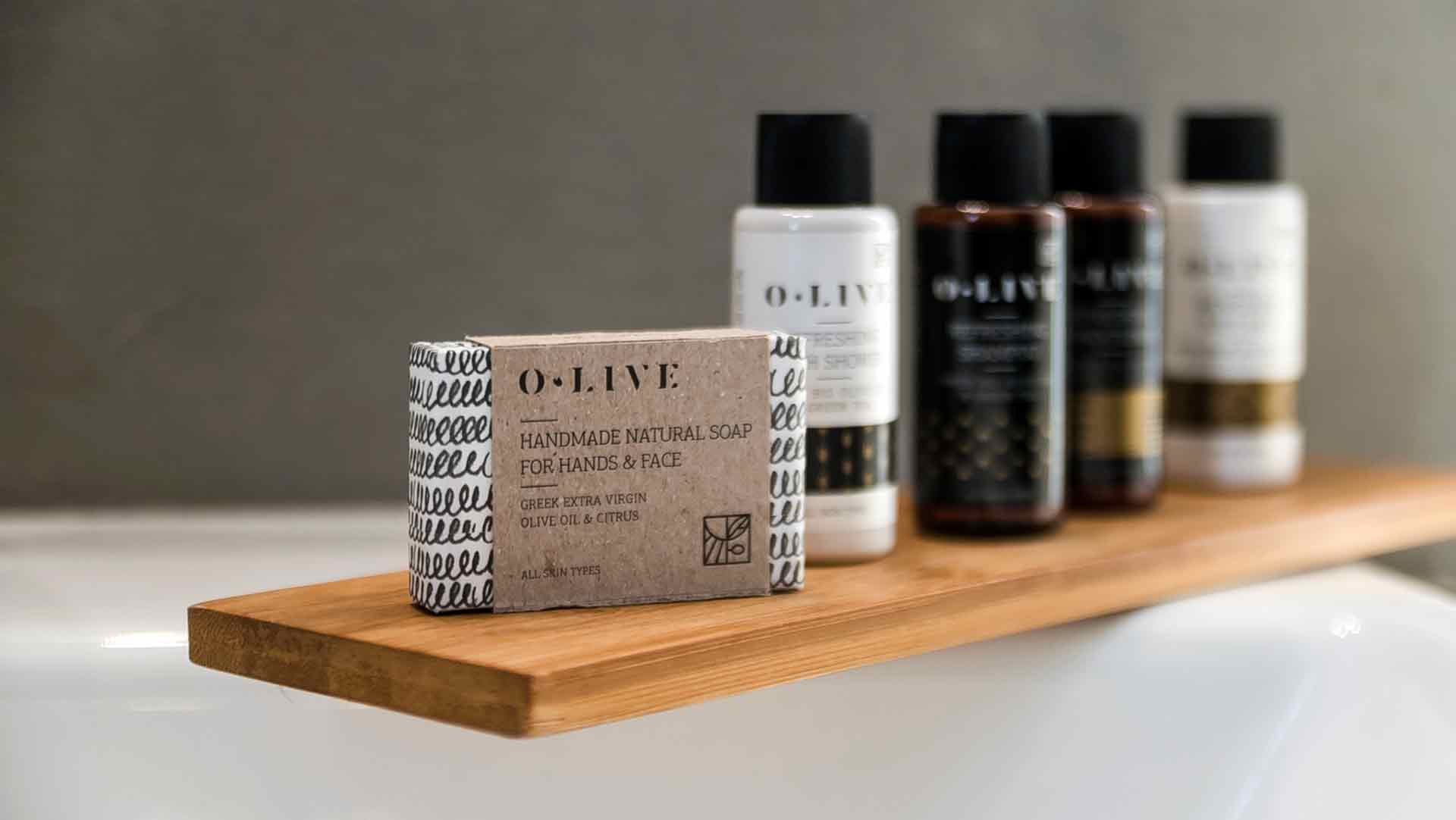 OLIVE products care