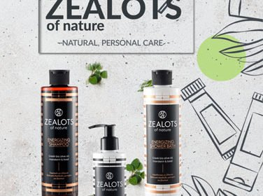 ZEALOTS care products