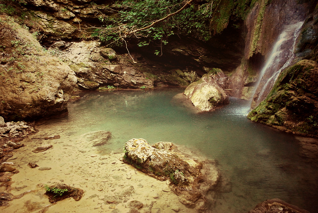 Fonisa waterfall